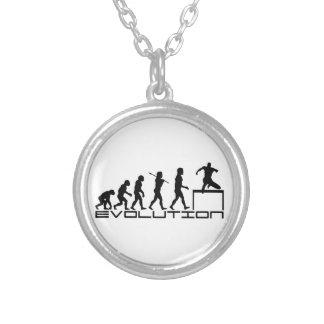 Arte de la evolución del deporte del atletismo del grimpolas personalizadas