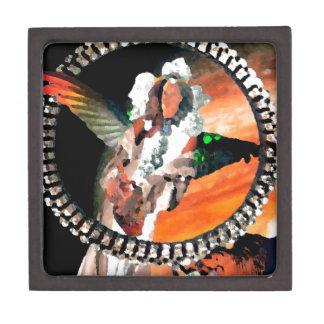 Arte de la fantasía de CricketDiane de la princesa Cajas De Regalo De Calidad