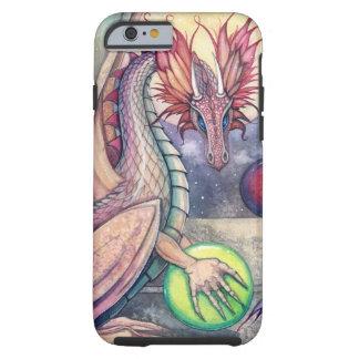 Arte de la fantasía de la perca del dragón por