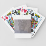 arte de la fantasía, dragones baraja cartas de poker