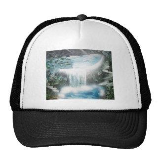 Arte de la fantasía gorra