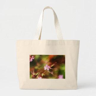 Arte de la flor bolsas de mano