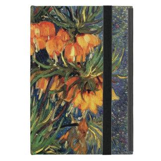 Arte de la flor de Van Gogh, Fritillaries en un iPad Mini Cárcasa