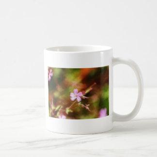 Arte de la flor tazas