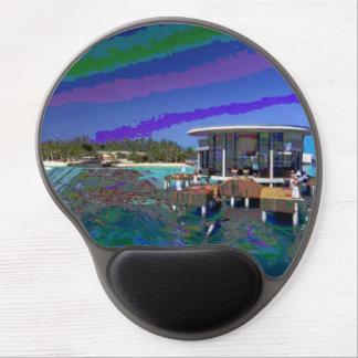 Arte de la foto de la fantasía de Mousepad del gel Alfombrilla De Ratón Con Gel