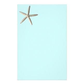 Arte de la foto de la playa de las estrellas de ma papeleria de diseño