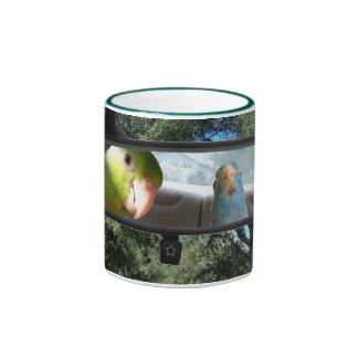 Arte de la foto de la taza del campanero de la