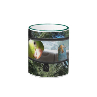 Arte de la foto de la taza del campanero de la taz