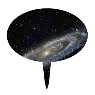 Arte de la galaxia de Milkyway Decoración De Tarta