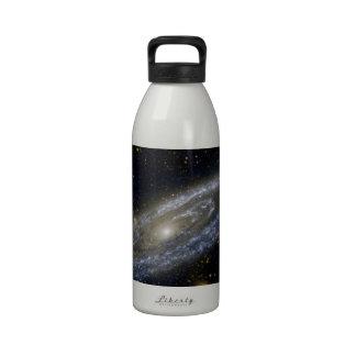 Arte de la galaxia de Milkyway Botellas De Beber