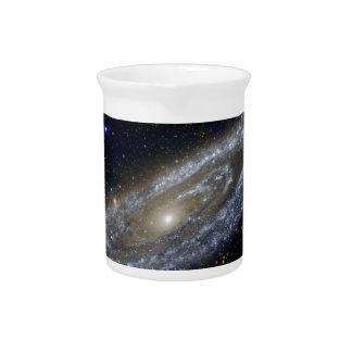 Arte de la galaxia de Milkyway Jarra