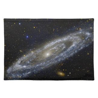 Arte de la galaxia de Milkyway Manteles