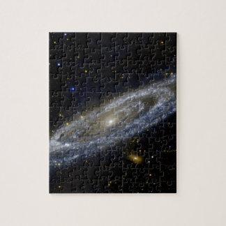 Arte de la galaxia de Milkyway Puzzle