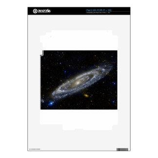Arte de la galaxia de Milkyway iPad 2 Skins