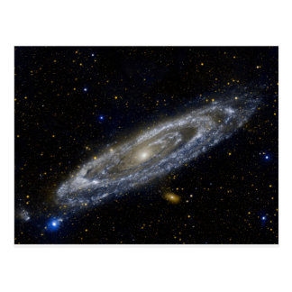 Arte de la galaxia de Milkyway Tarjeta Postal