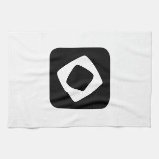 Arte de la ilusión toalla