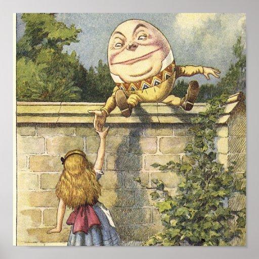 Arte de la lona de HumptyDumpty