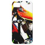 Arte de la motocicleta iPhone 5 Case-Mate funda