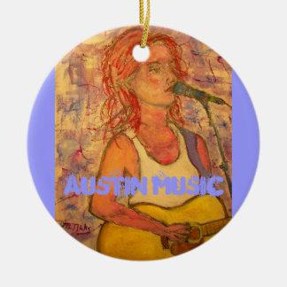 arte de la música de Austin Ornamentos Para Reyes Magos