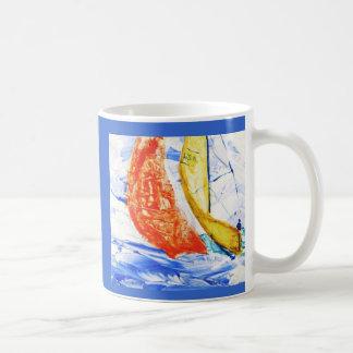 Arte de la original de la taza del viaje del