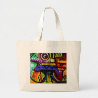 Arte de la original del diseñador bolsa de mano