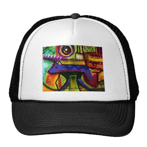 Arte de la original del diseñador gorra