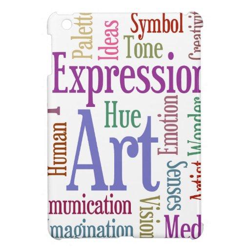 Arte de la palabra de la inspiración del artista c