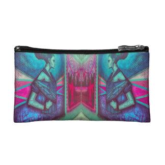 Arte de la pared de la pintada/bolso cosmético