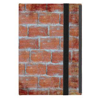 Arte de la pared de piedra iPad mini carcasas