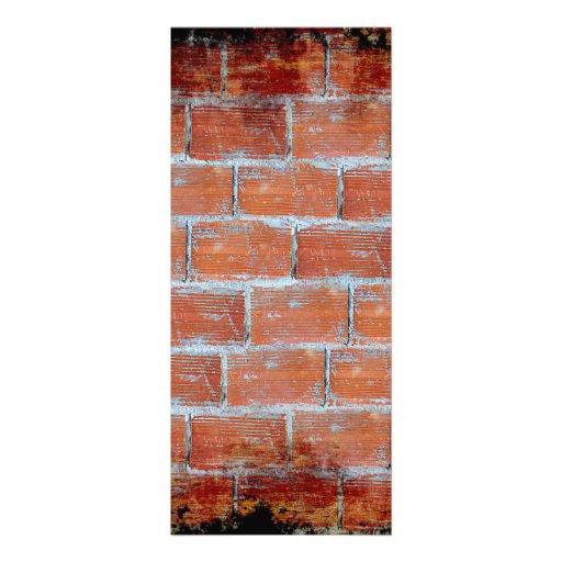 Arte de la pared de piedra invitación personalizada
