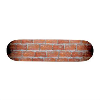 Arte de la pared de piedra patín personalizado
