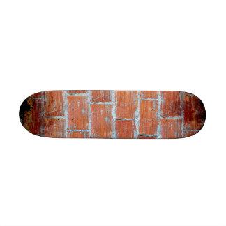 Arte de la pared de piedra monopatines personalizados