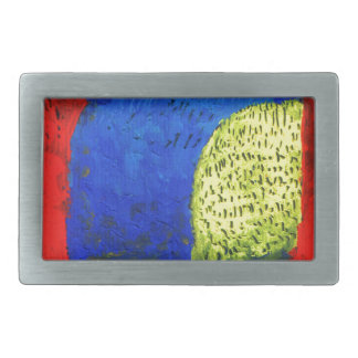 Arte de la pintura del dibujo de la diversión del hebilla cinturon rectangular