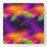 Arte de la púrpura de Excotic Relojes