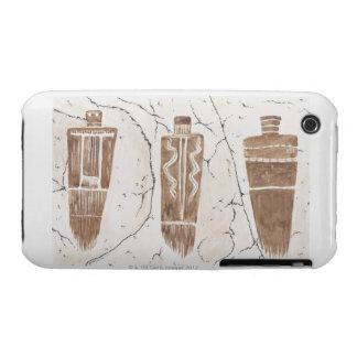 Arte de la roca, Utah Carcasa Para iPhone 3