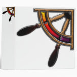 Arte de la rueda de la nave