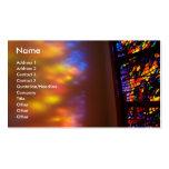 Arte de la tarjeta de visita de la iglesia del vit