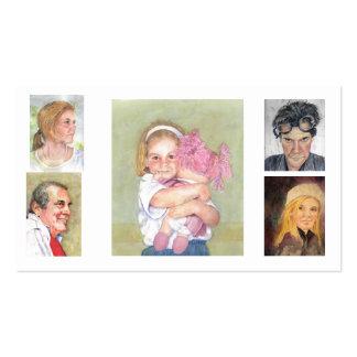 Arte de la tarjeta de visita de Maria Dunham Walte