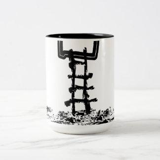 Arte de la taza