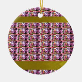 Arte de la vertical de la PLANTILLA Ornamento De Navidad