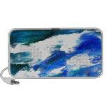Arte de las olas oceánicas de la canción de la lun altavoz