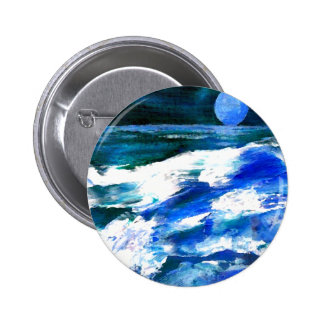 Arte de las olas oceánicas de la canción de la lun pin