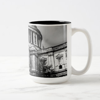 Arte de Londres de la catedral del St Pauls Taza De Café
