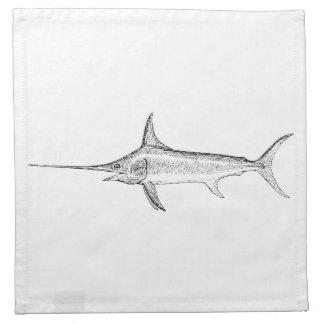 Arte de los peces espadas
