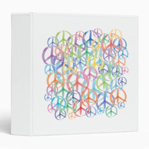 Arte de los símbolos de paz
