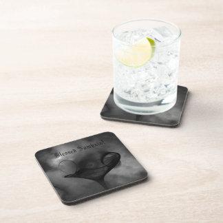 Arte de Martini del Faery de Banshini Posavasos De Bebida