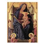 Arte de Masaccio Postales