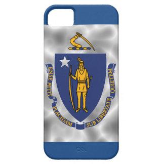 Arte de Massachusetts iPhone 5 Carcasa