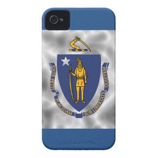 Arte de Massachusetts iPhone 4 Carcasas
