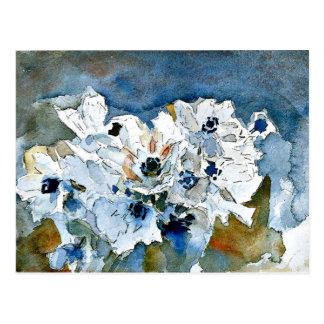 Arte de Mikhail Vrubel: Flores Tarjetas Postales